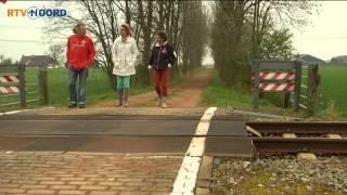 Download Onbewaakte spoorwegovergang niet meer van deze tijd - RTV Noord Video
