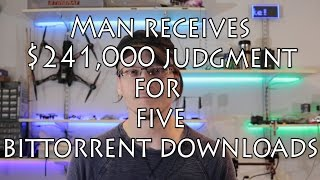 Download Copyright stories: $241,000 for FIVE Bittorrent downloads - The Bellwether Trial Video