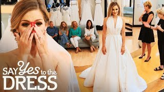 Download Miss America Wants a Simple & Elegant Gown | Say Yes To The Dress Atlanta Video