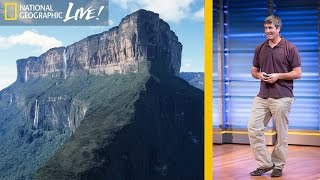 Download Climbing Islands in the Sky in Search of New Species | Nat Geo Live Video