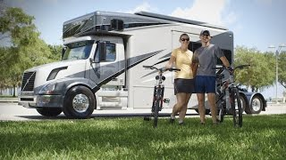 Download Volvo Trucks - US couple lives the good life on the road - ″Welcome to My Cab″ Video