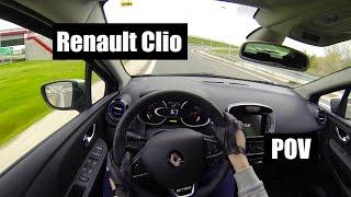 Download Renault Clio 1.5 dCi 110 HP POV Test Drive Video