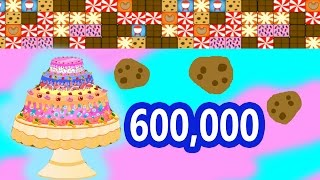 Download 600,000 Cookieswirlc Cookie Fan Sub Special Webkinz Candy Bash Game Play Video Happy Fun Video