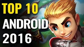 Download Top 10 Best Android Mobile Games of 2016 | Games Of The Year Video