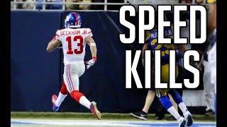 Download NFL Best ″Speed Kills″ Moments || HD (Part 5) Video