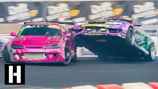 Download Wild Race Drone POV Footage, Savage Crashes, and More at Drift Masters! Video