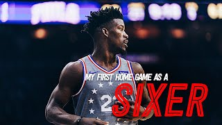 Download My First Home Game as A Sixer Video