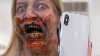Download Zombie vs iPhone X Face ID Video