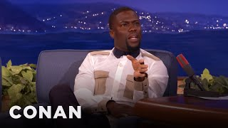 Download Kevin Hart: Ice Cube Never Laughs At Me Video