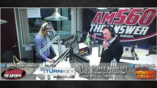 Download Lt. Col. Jeff Addicott reacts to the attempted terrorist attack in New York City Video