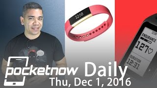 Download Samsung Galaxy Note 7 recall status, Fitbit to buy Pebble & more - Pocketnow Daily Video