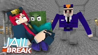 Download Monster School : JailBreak Part 2 - Minecraft Animation Video