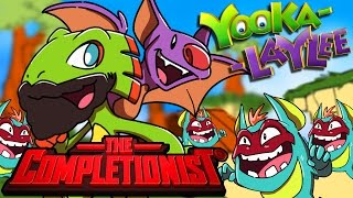 Download Yooka Laylee | The Completionist Video