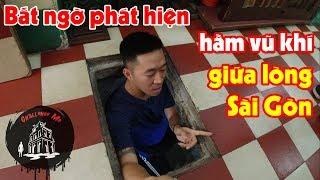 Download Bí mật ít người biết - Căn hầm đầy vũ khí giữa lòng Sài Gòn Video