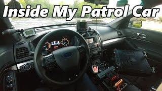 Download Inside My Patrol Car - 2016 Ford Explorer Police Interceptor Video