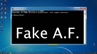 Download TECH SUPPORT SCAMMER COMPLETELY IGNORES FAKECMD Video