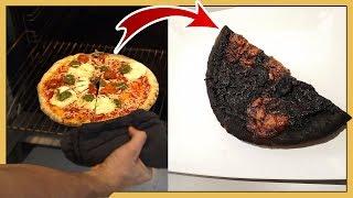 Download Hur smakar en Pizza som varit i ugnen i 2 timmar? Video