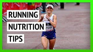 Download What to Eat Before Running: Long Run & Race Nutrition with Tina Muir Video