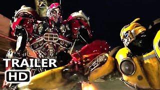 Download BUMBLEBEE ″Broken Arm″ Trailer (NEW 2018) John Cena, Transformers Movie HD Video