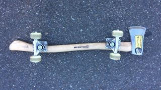 Download EXTREMELY DANGEROUS AXE SKATEBOARD | SKATE EVERYTHING EP 45 Video
