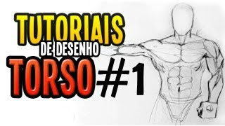 Download Tutoriais de Desenho - Torso #1 Video
