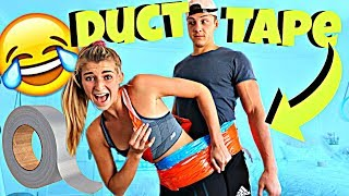 Download Duct Taped to my GIRLFRIEND FOR 24 HOURS Video