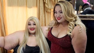 Download 500lb Beautician Making Plus-Size Women Feel Beautiful Video