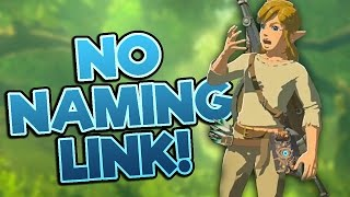 Download We can't change Link's name in Breath of the Wild - BotW News #1 Video