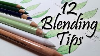 Download 12 Blending Tips for Colored Pencils Video