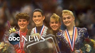 Download Tonya Harding finishes in fourth place at 1992 Olympics, behind Nancy Kerrigan: Part 4 Video