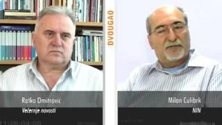 Download DVOUGAO 392 Ratko Dmitrović - Milan Ćulibrk (dec. 2016) Video