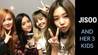 Download [BLACKPINK] Jisoo and her 3 children Video