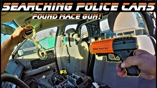 Download Searching Police Cars Found Mace Gun! Video