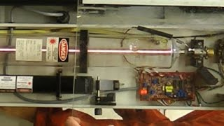 Download Surgilase 60W CO2 laser teardown and test Video