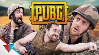 Download PUBG Logic Supercut (funny skits about player unknowns battlegrounds) | Viva La Dirt League (VLDL) Video