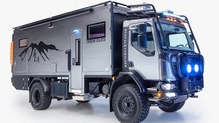 Download Inside A $500,000 Global Expedition Truck Video