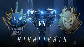 Download SUP vs G2 - Worlds Play In Match Highlights (2018) Video