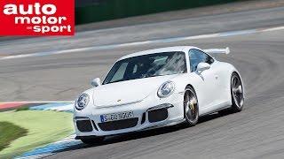Download Fahrbericht Porsche 911 GT3 Video