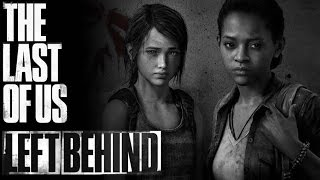 Download THE LAST OF US REMASTERED - LEFT BEHIND DLC GAMEPLAY - PS4 PRO Video