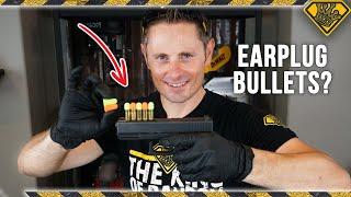 Download Are EARPLUG Bullets a Good Idea? Video