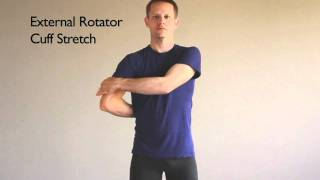 Download Rotator Cuff Stretch & Strengthening - Active Isolated Stretching Video