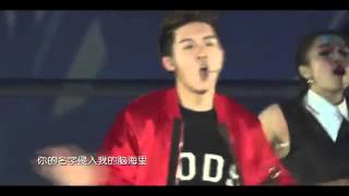 Download Zhu Bing 朱元冰 - Popular Music Festival 2016 I Don 't Wanna Lose U Video