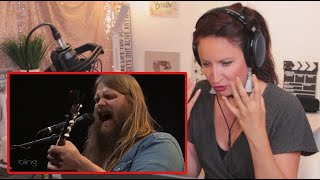 Download Vocal Coach Reacts - Chris Stapleton - Sometimes I Cry Video