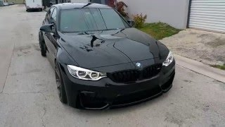 Download BMW M3 F80 on Velosdedign wheels by Advanced Detailingof South Florida Video