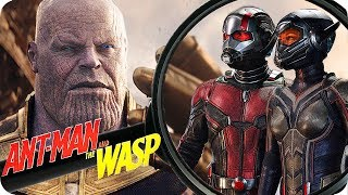 Download How ANT-MAN 2 Is Connected To AVENGERS 3 | Ant-Man and The Wasp Movie Preview Video