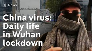 Download Inside Wuhan: Daily life in China's coronavirus quarantine zone Video