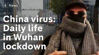 Download Inside Wuhan: Daily life in China's coronavirus quarantine zone Video