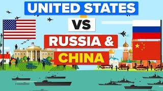 Download United States (USA) vs Russia and China - Who Would Win? Military / Army Comparison Video