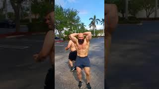 Download Jason Genova & Andrew Collura posedown Video