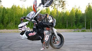 Download ARTTU STENBERG SUPERMOTO STUNTS Video
